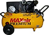 Maxair P4125H1-MAP 25 gallon Air Compressor Review
