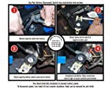 Top Post Battery Master Disconnect Switch