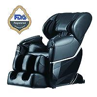 BestMassage Full Body Zero Gravity Shiatsu Massage Chair w/Heat