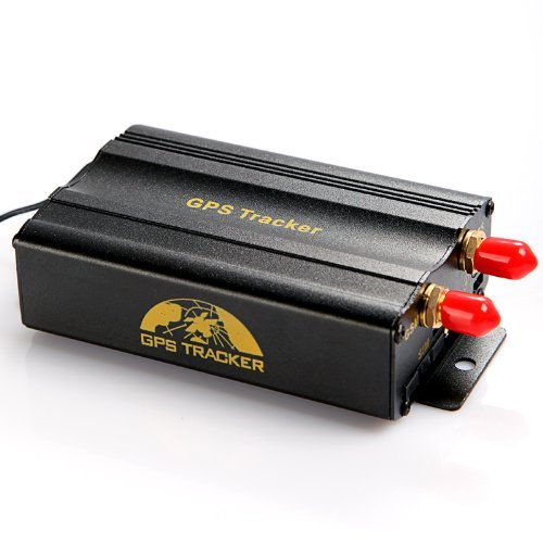 Great Deal! TOOGOO(R) Vehicle Car GPS Tracker 103B with Remote Control GSM Alarm SD Card Slot Anti-T...