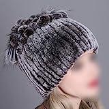 Best Discreet Women Fur hat for Winter Natural