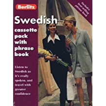 Berlitz Cassette Packs Swedish
