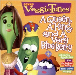 UPC 045986093196, VeggieTunes - A Queen, A King, and a Very Blueberry (Collection #3)