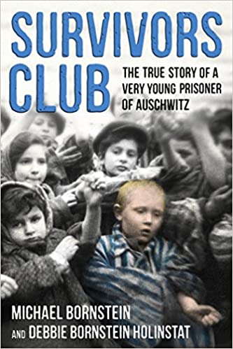 Image result for survivors club book