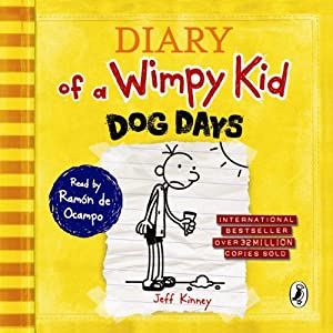 Diary of a Wimpy Kid: Dog Days Hörbuch