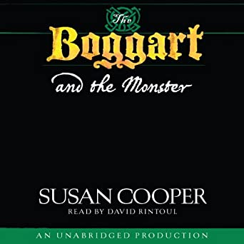 The Boggart and the Monster (The Boggart #2)