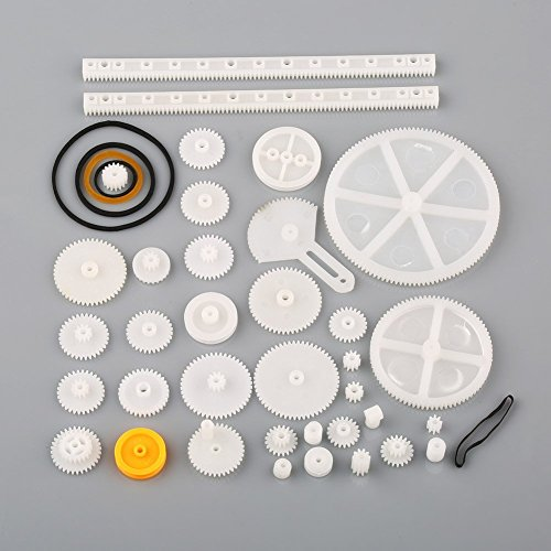 VERY100 Plastic Shaft Reduction Pulley