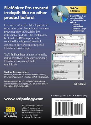 Scriptology Filemaker Pro Demystified