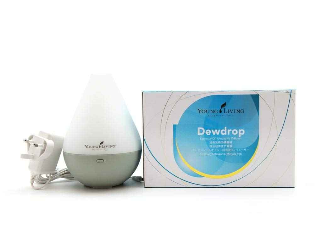 Amazoncom Young Living Home Diffuser Dew Drop Design Essential