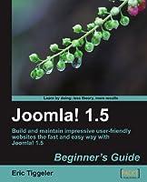 Joomla! 1.5: Beginner's Guide Front Cover
