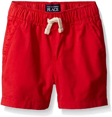The Children's Place Baby Boys' His Li'l Pull on Jogger Short