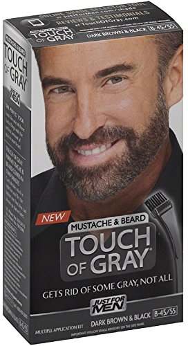 just-for-men-touch-of-gray-mustache-beard-hair-treatment-dark-brown-black-1-ea-pack-of-2