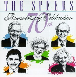 Price comparison product image 70th Anniversary Celebration by Speers (1992-06-16)
