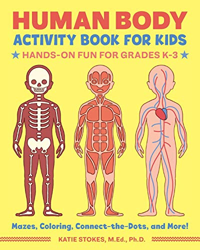 Fun History Facts About Halloween (Human Body Activity Book for Kids: Hands-On Fun for Grades)