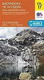 OS Explorer Map OL 17 Snowdon/Yr Wyddfa, Conwy Valley/Dyffryn Conwy (OS Explorer Active)