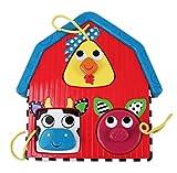 Baby : Sassy Electronic Farm Puzzle Toy