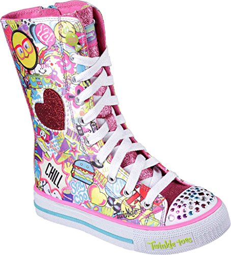 Emoji Icon Sketcher High Top Shoes