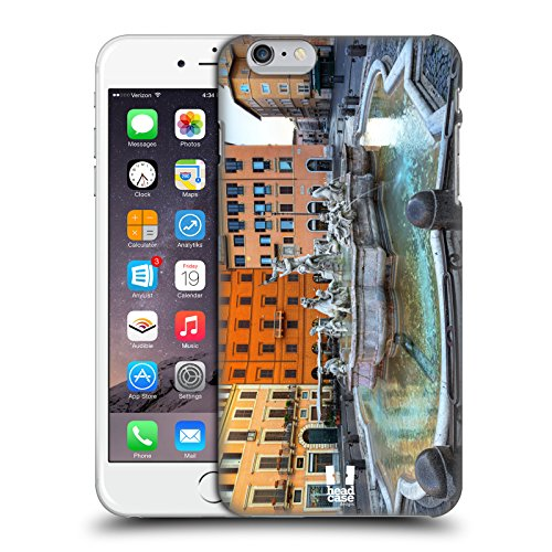 Piazza Apple - Head Case Designs Piazza Navona Rome Italy A Glimpse Of Rome Hard Back Case for Apple iPhone 6 Plus / 6s Plus