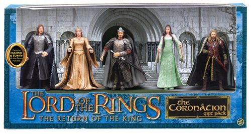Lord of the Rings: The Return of the King - Coronation Gift Pack]()