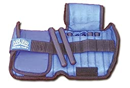 Adjustable Ankle Weights, 10 1/2 pound weights