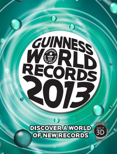 (Guiness World Records 2013)