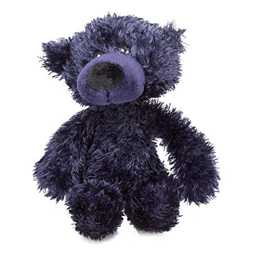 Bear Navy Teddy (GUND Mini Bear Toothpick - Navy 7.5