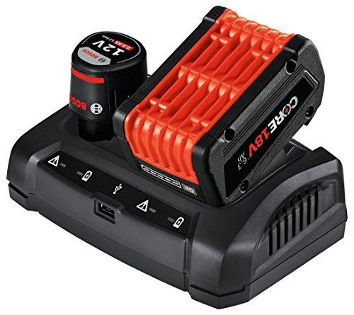 Bosch GAX18V-30 18V/12V Dual-Bay Battery Charger