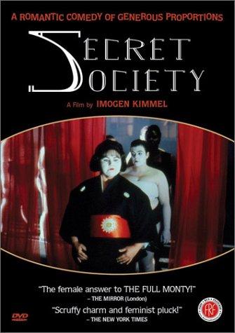 DVD : Annette Badland - Secret Society (2000) (Widescreen)