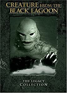 Creature From the Black Lagoon: The Legacy Collection (Creature from the Black Lagoon / Revenge of the Creature / The Creature Walks Among Us)