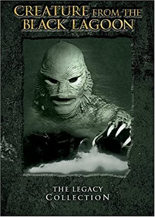 Image result for creature from the black lagoon occult synopsis