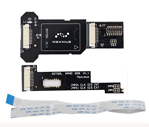 Maximus SD Tool for 4gb Corona Nand Kit US SHIPPING Compatible with Any Current RGH Software AutoGG, Jrunner,