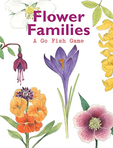 Cat Bingo (Flower Families: A Go Fish Game)