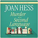 Murder As a Second Language (Claire Malloy Mysteries, Book 19)