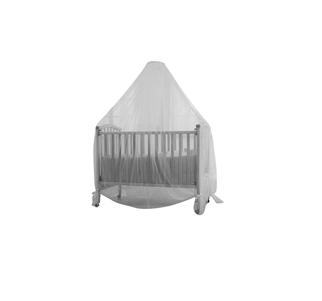 Baby Dan 3320-01 Mosquitera color blanco