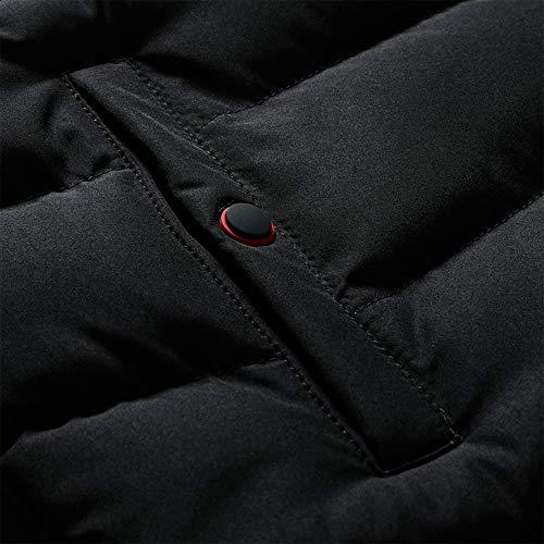 Décontractée Noir Survêtement Capuche Hommes D'hiver Garçons Chemisier Manteau Holywin Zippé À Chaud 5wAFqnxOS