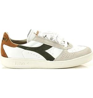 Diadora Heritage, Uomo, B. Elite ITA 2, Nylon, Sneakers, Blu