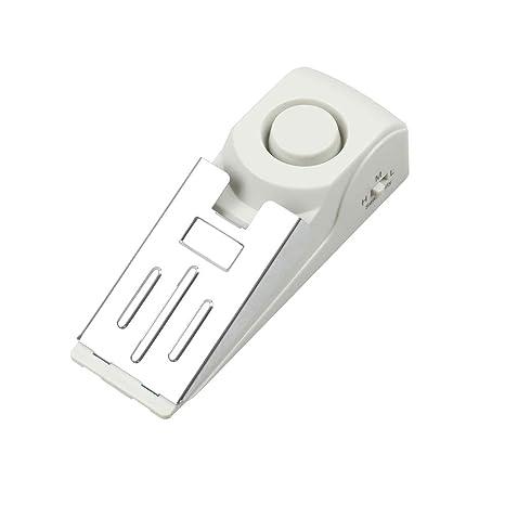 Amazon.com : Upgraded Door Stop Security Alarm with 120 ...