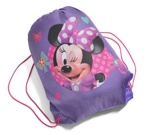 Disney Minnie Mouse Slumber Bag Set Import It All
