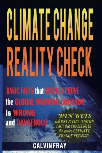 Climate Change Reality Check Dangerous product image