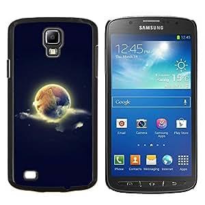 LECELL--Funda protectora / Cubierta / Piel For Samsung Galaxy S4 Active i9295 -- Tierra Mundial Cielo Espacio Naturaleza --