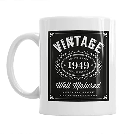 70th Birthday Gift Vintage Bourbon Gifts For Men