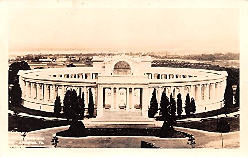 Memorial Amphitheater Arlington, Washington DC postcard ()