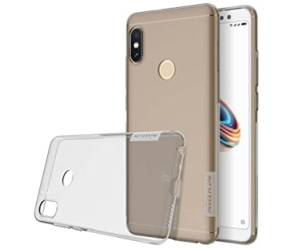 timeless design 7467f d6a2d Vils Nillkin Nature Ultra Thin Soft Silicone TPU Luxury: Amazon.in ...