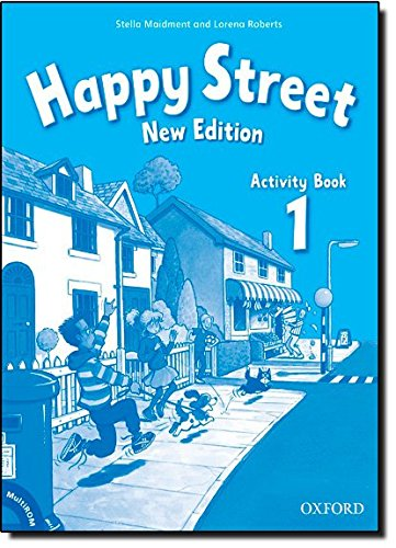 Happy street 1 activity book, y class book 1. Ed. Oxford. $ 450.