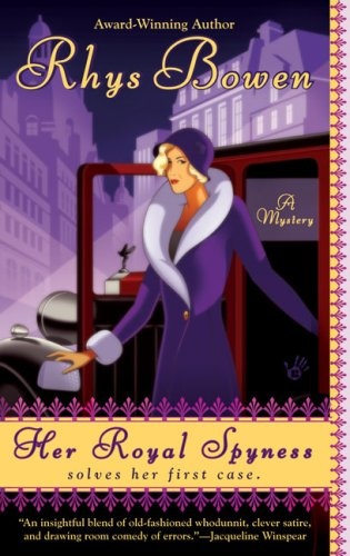 Book cover for Her Royal Spyness