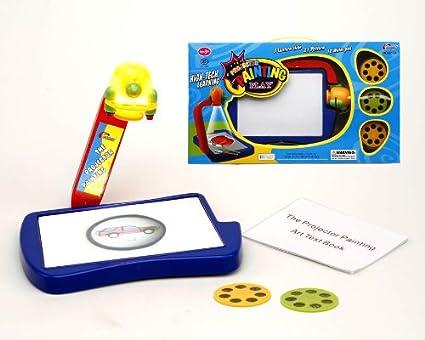 Proyector 21 (COLOR.NO Inc)47.5x37.5x6.5: Amazon.es: Juguetes y juegos