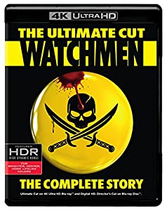 Cover Image for 'Watchmen (Ultimate Cut)'