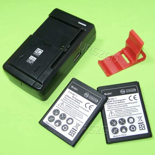 1400mAh 3.7V Extra Substitutable Battery for Alcatel MyFlip A405DL Cellphone