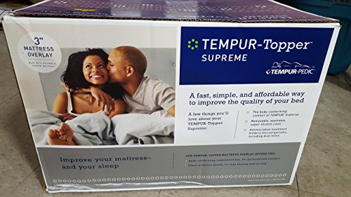 Tempur Pedic Topper Supreme 3 Inch Mattress product image