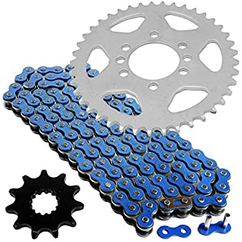 Caltric Orange Drive Chain for Yamaha Warrior 350 Yfm350X 1987-2004